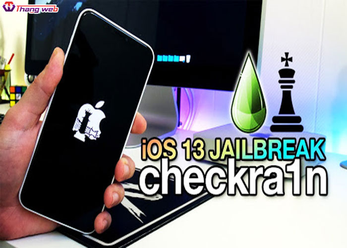 Jailbreak Iphone Bằng Checkra1n